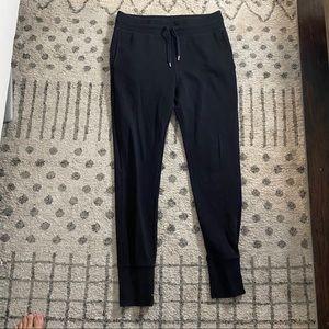 Men's Black Sweat pants